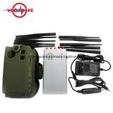 El rey de la improvisación portátil con 8000mA y 10 antenas incluyendo 2G 3G 4G 5g el GPS 433MHz315MHz868MHz WiFi