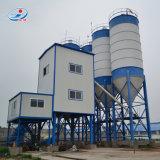 L'efficacité énergétique de haute qualité Jinsheng Hzs120 le bétonnage plante