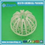 A Esfera Tri-Pack Hacketten plástico PP Tri Packs para o Depurador