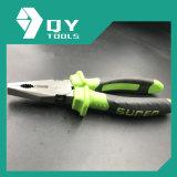 Nuevo diseño de herramientas de mano con mango Nonslip alicates
