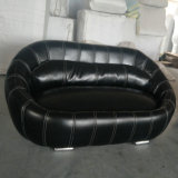 オフィス用家具(8008)のための高品質の現代部門別の革ソファー