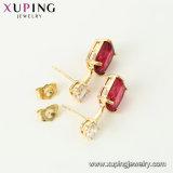 Мода 18K Gold CZ Earring украшения аксессуары