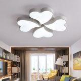 Simple Salón Dormitorio habitación Niños regulable LED lámpara de techo