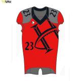 Abbigliamento Sportivo Dri Fit All'Ingrosso Sublimazione Personalizzata Stampa Calcio Maglia New Model