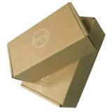 Судно упаковки из гофрированного картона с логотипом Печать .