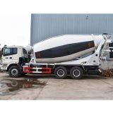 Vendita calda del camion del miscelatore di cemento del camion 6m3-8m3 del miscelatore di transito delle rotelle di Foton Auman 6X4 10 in mondo
