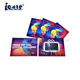 """5 """" ecrã IPS LCD Cartão da placa de vídeo para folheto publicitário"""