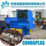 플라스틱 산업 폐기물을%s 2018년 중국 강력한 단 하나 샤프트 슈레더