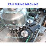 6000cph는 청량 음료를 위한 음료 충전물 기계를 또는 빨간 Bull 또는 차 통조림으로 만들었다