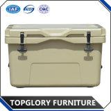 Das kühle Rotomolded Polyäthylen-Kühlvorrichtung-Kasten-Eis trägt Kasten für Fischen (TG-1005) 45L