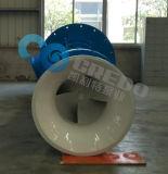浸水許容の縦のプロペラポンプ(混合された流れ、軸流れ)