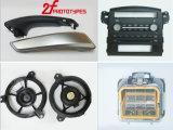 Il prototipo di plastica dell'ABS di alta precisione parte la macinazione lavorante personalizzata plastica di CNC elaborando le parti automobilistiche dell'iniezione di montaggio delle parti
