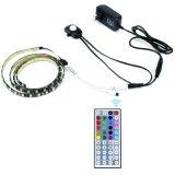 5050 RGB van de leiden- Strook De Schakelaar van de Sensor van de light+Auto- Motie + 12V de Adapter van de 2AMacht