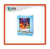 Hermoso papel de la bolsa de regalo de Navidad/bolsa de regalo personalizado