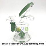 420 GlasÖlplattform-Glaspfeife tabakweed-Waterpipe