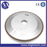Настраиваемые пластмассовый клей CBN шлифовального круга для резки пилой (14F1)(GW200001)