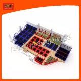 Le parc commercial de l'air chaud Trampoline Factory