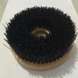Escova de limpeza oval da roda de carro para a máquina da broca do fornecedor de China
