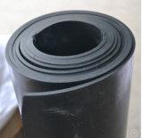 Strato di gomma nero della Cina SBR NBR EPDM in Hebei