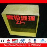 Vidro de chumbo à prova de radiação 20mm 40mm 150mm Zf6 Zf7