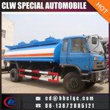 Dongfeng 15m3 12mt Schmieröltank-LKW-Kraftstoff-Lieferwagen-Diesel-Becken