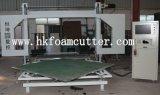 CNC van Hengkun de Scherpe Machine van Sponnge van het Mes van de Ring met Horizontaal Blad