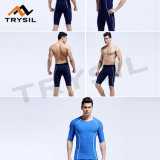 Insiemi di usura di forma fisica dei vestiti di usura di sport dei vestiti di compressione per gli uomini