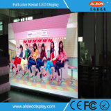 Alto contraste HD P4 Mobile Full Color LED Outdoor Display