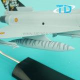 Spaanse Luchtmacht EF-2000 de ModelVechter van de Hars van de Tyfoon
