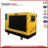 남아메리카를 위한 긴 수명을%s 가진 15kVA Kanpor 디젤 엔진 발전기