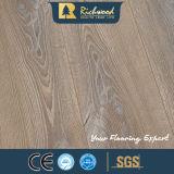 настил V-Grooved партера дуба 12.3mm деревянный деревянный прокатанный Laminate