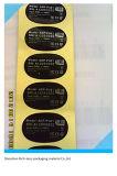 Etiqueta de PVC, etiqueta adesiva, autocolante adesivo adesivo, impressão de etiquetas, etiqueta impressa