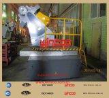 Máquina de pulir del tanque/máquina de pulir de la caldera