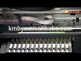 6 máquina de impressão UV da pena da máquina de impressão A3 da pena do Inkjet das cores