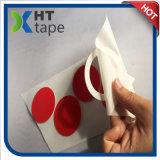 La ligne rouge de découpage double blanc de 2mm de mousse de PE a dégrossi bande