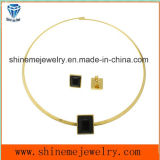 نمط مجوهرات حل مجوهرات [ستينلسّ ستيل] أذن دعامة نظير عقد ([إرس6882])