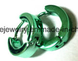 Pendiente del acero inoxidable de la alta calidad de la joyería de Shineme (ERS6992)