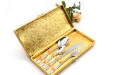 Tableware ножа вилки ложки нержавеющей стали для напольный располагаться лагерем использующ