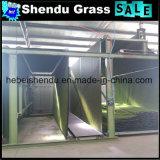 工場直売20mmのPEヤーンの人工的な草の泥炭