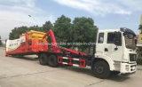 20 tonnellate 10 delle rotelle di tiro di camion del braccio con il camion di immondizia della strumentazione del costipatore