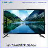 Pouce 2 HDMI de l'écran plat ISDB T Digital Dled TV 28 d'encadrement d'étroit d'offre d'usine