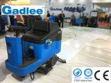 Gadlee Alta qualidade de baixa qualidade Eco Ride-on Scrubber Dryer Multi Function