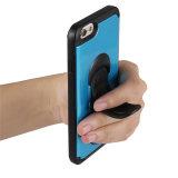 Caja híbrida del teléfono móvil con Kickstand para el iPhone 6