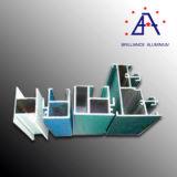 Aluminiumprofil für Zwischenwand als Ihren Antrag