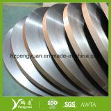 Metalizado mascotas película de Al / Heat mascotas Hojas de aluminio de techo resistente