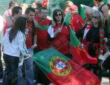 カスタムSunproofの国旗のポルトガルの国旗モデルNo.防水すれば: NF-055