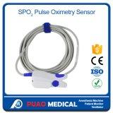 Pdj-3000c Handbediende Geduldige Monitor voor het Ziekenhuis