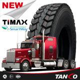 11r22.5 ouvrent le POINT lourd Smartway de pneus de camion d'épaule