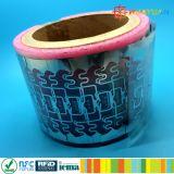 Kleid-Marken-Einlegearbeit Fallmarke UHFALN-9728 H4 GT für Kleinkleidmanagement
