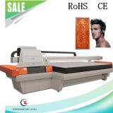 Выбейте принтер /3D UV цифров планшетный для текстуры древесины печатание